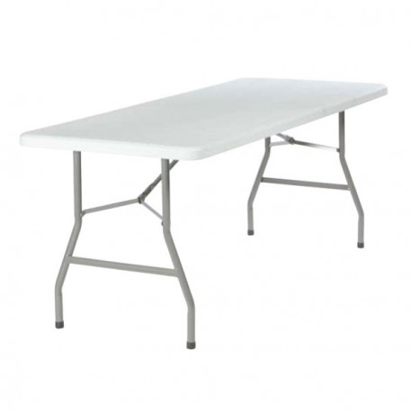 table rectangulaire 183cm